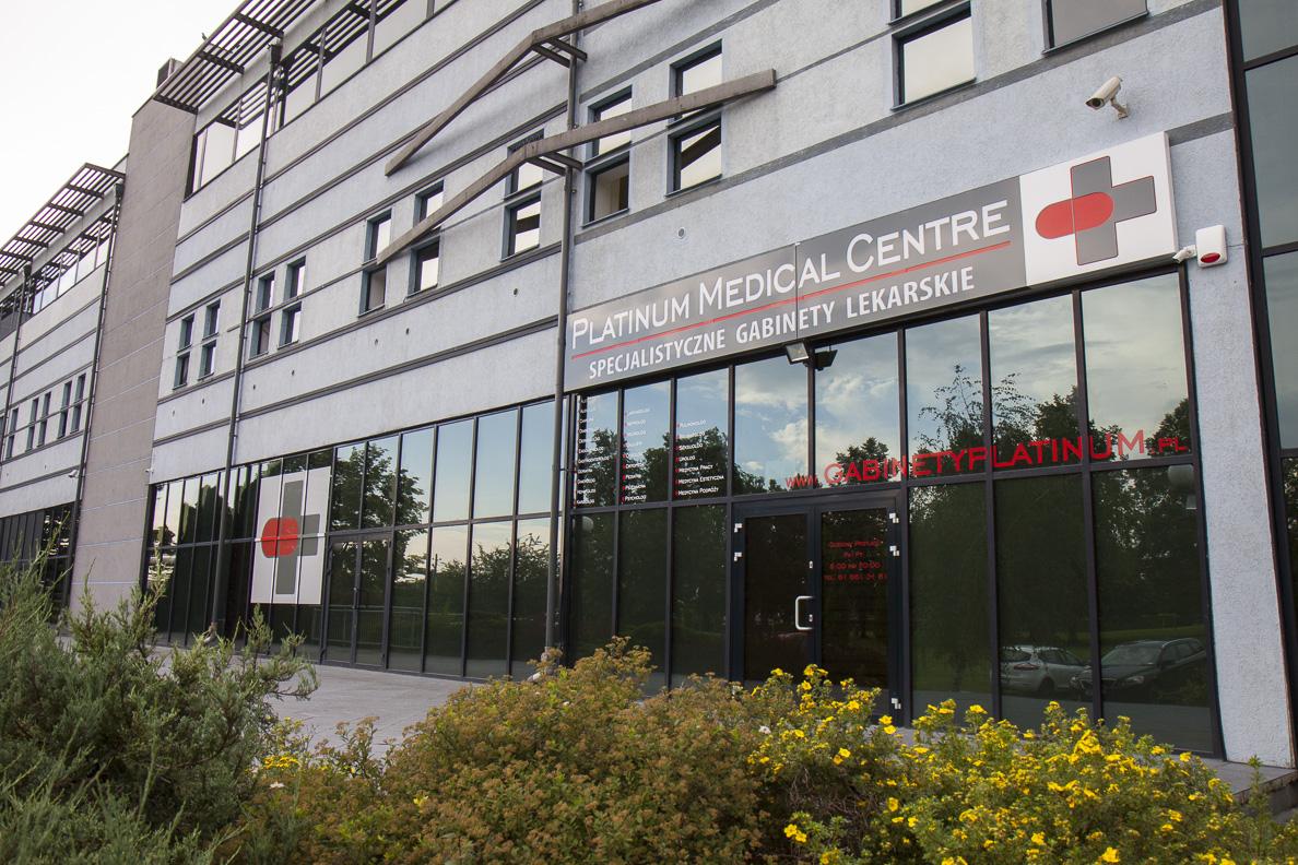 Platinum Medical Centre - najlepsza prywatna klinika w Poznaniu